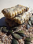 recette Sablés aux graines