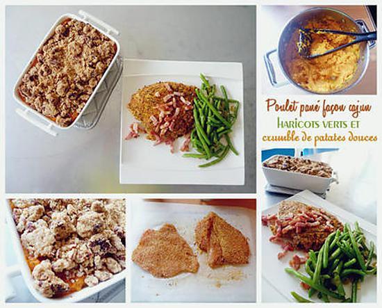 Les meilleures recettes de poulet patates douces - Recette poulet patate douce ...