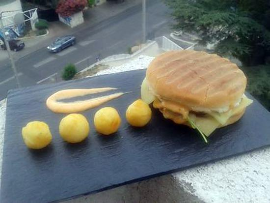 recette cheesburger spicy