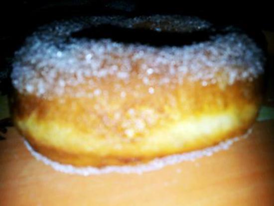 recette Donut