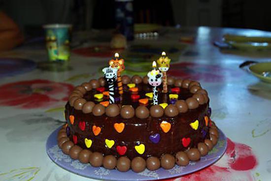 recette Croustillant Aux Deux Chocolats