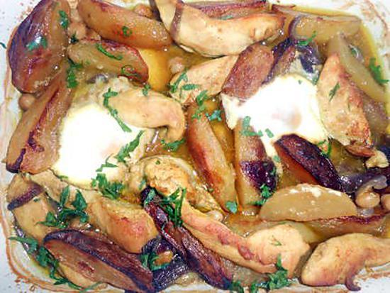 Un petit kebab algerien (à ma façon) 430