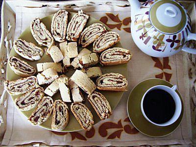 recette biscuits roulés à la confiture