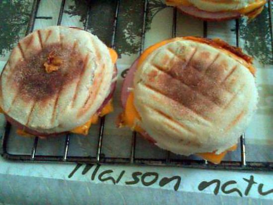recette Croq's muffins