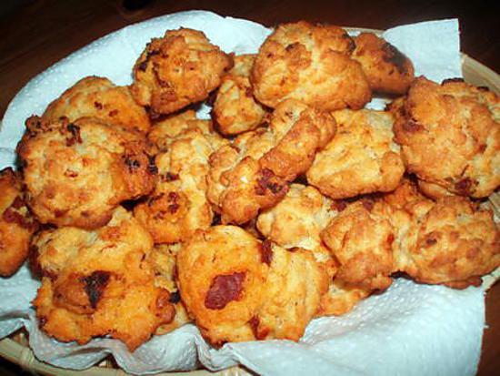 recette de cookies chorizo tomates s ch es id al pour l 39 ap ritif. Black Bedroom Furniture Sets. Home Design Ideas