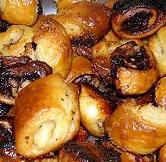 recette Bouchées sucrées, gourmandises !