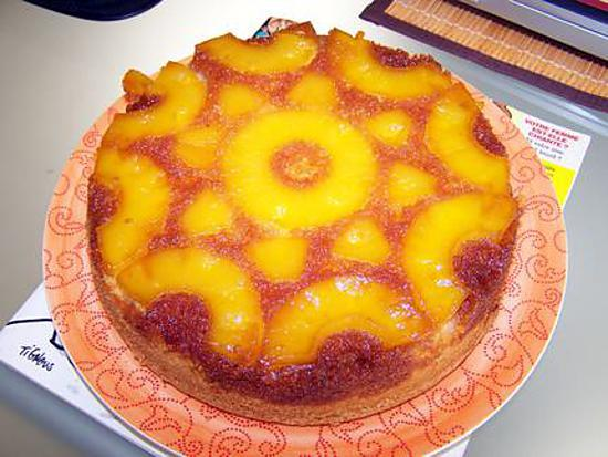 Gateau ananas recette