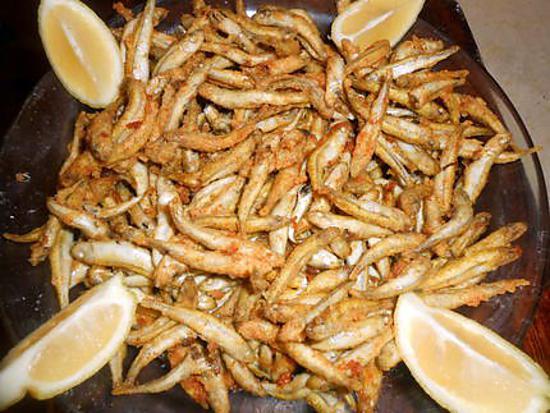 Recette de friture d perlans sauce soja piment e - Enlever odeur de friture ...