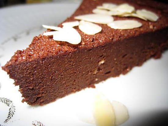 recette Moelleux au chocolat 0% complexe !!! = sans beurre ni farine