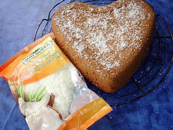 recette Cake Noix de Coco à L'Italienne