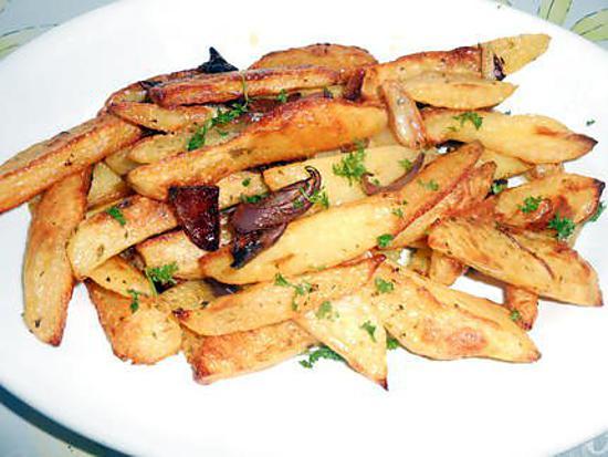 Pommes de terre au four à l'origan 430