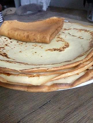 recette CREPE SIMPLE BON ET RAPIDE