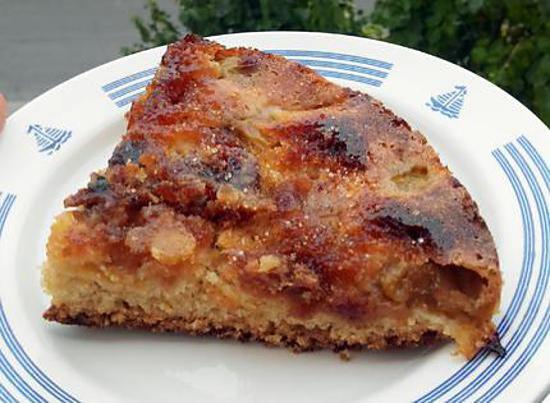 recette quatre-quarts aux prunes façon tarte tatin