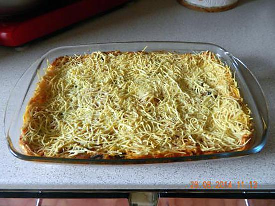 recette de lasagnes ratatouille quinoa boulgour