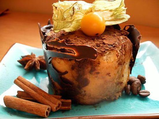 Recette de charlotte au chocolat noisettes par chocolatatout - Recette charlotte au chocolat ...