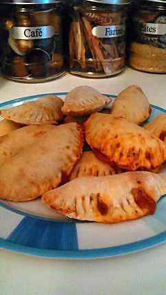 recette Empanadas a la viande haché