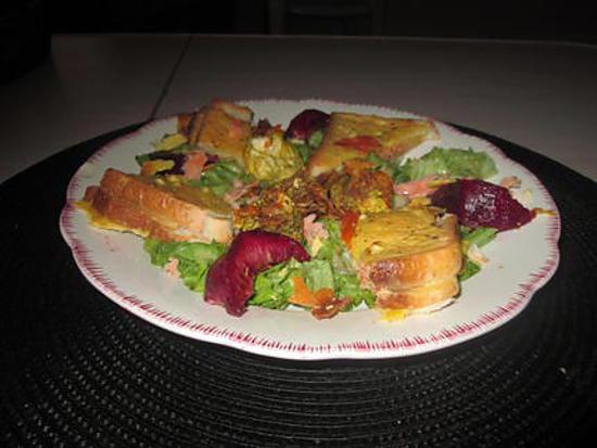 Recette de recette de fleurs de courgettes de mcm et toast gratin - Fleurs de courgettes au four ...