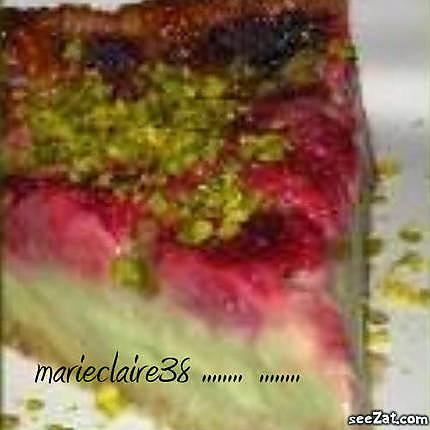 recette tarte fondante aux agrumes