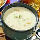 recette chowder (soupe irlandaise au fruit de mer et poisson)