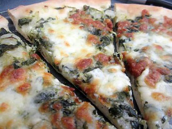 pate a pizza levure fraiche