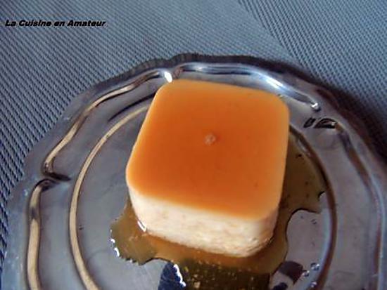 recette Flans caramel Tupperware
