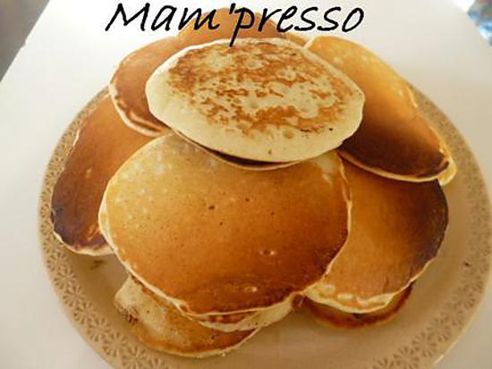recette de minis pancakes sans oeufs. Black Bedroom Furniture Sets. Home Design Ideas