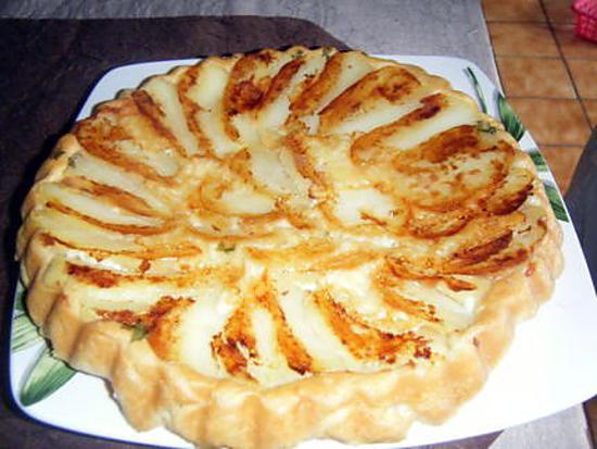 recette tatin de pommes de terre