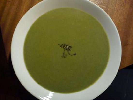 recette Soupe au cresson de France : rapide,facile et pas chère