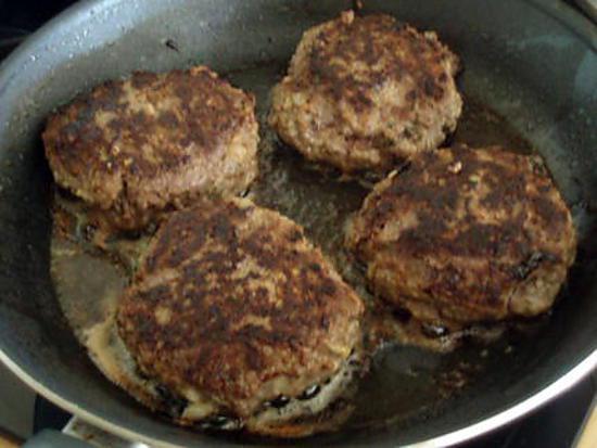 recette de mes steak hach 233 s maison
