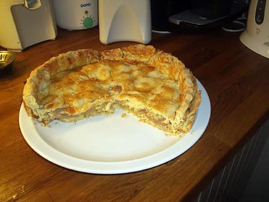 recette Ma Super Apple Pie à l'Anglaise