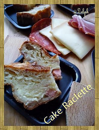 Recette de cake lendemain de raclette - Recette de raclette originale ...