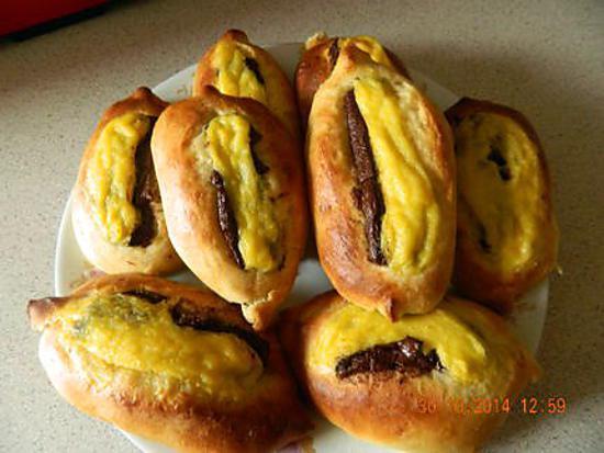 Recette de pains au lait espagnol - Recette de pain au lait ...