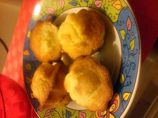 recette muffins au pépites 3 chocolat