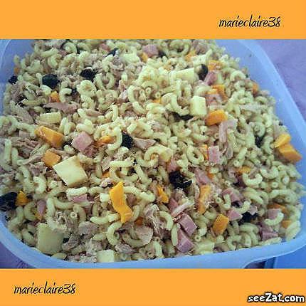 recette de salade de p 226 tes par claire38