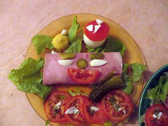panier tomate macédoine