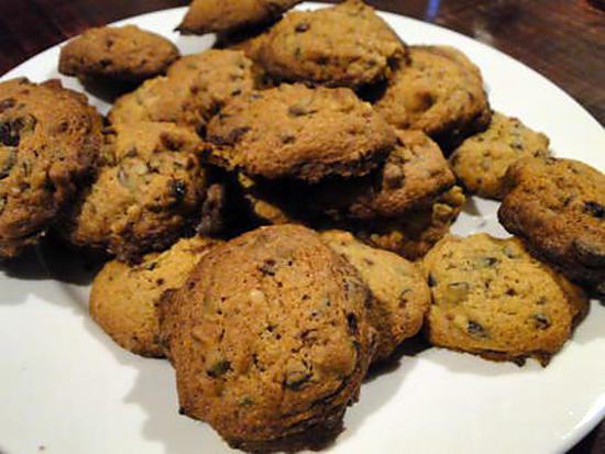 """Recette de Cookies """"Toll House"""" de Mrs. Wakefield"""