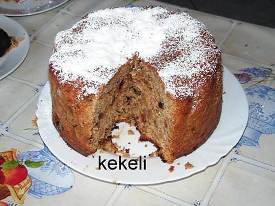 recette Chrismas Cake