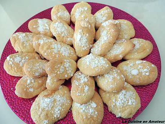 recette Biscuits cuillères de Mimine 59