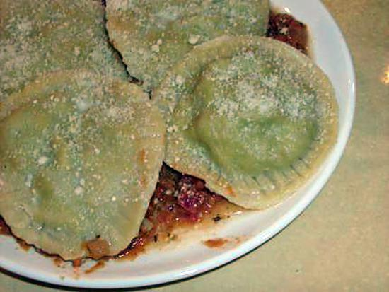 recette pâte à raviolis maison