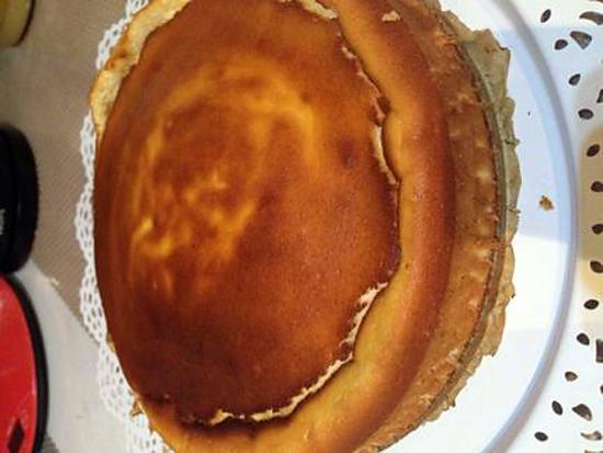 recette Gâteau moeilleux au fromage blanc