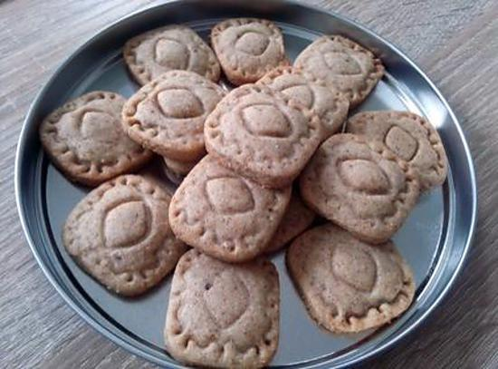 recette Mini Petits beurres bio