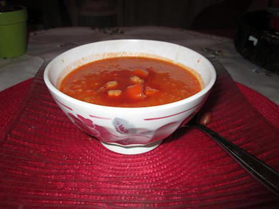 Recette de velout carottes pois chiches du blog une cuisine pour voozenoo - Une cuisine pour voozenoo ...