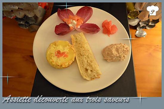 recette d 39 assiette d couverte aux trois saveurs rillette de thon au pamplemousse. Black Bedroom Furniture Sets. Home Design Ideas