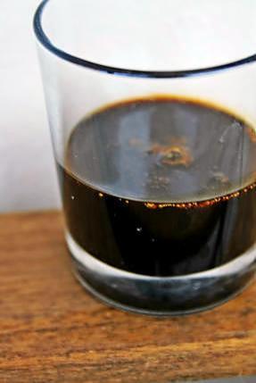 recette Extrait de café