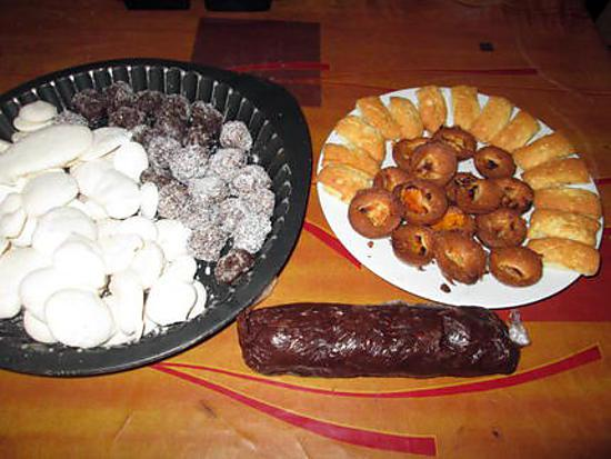 recette saucisson au chocolat