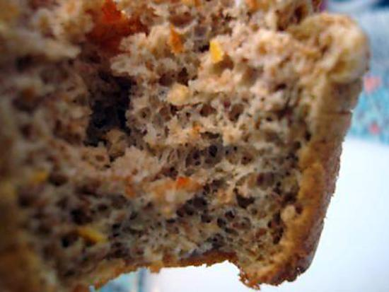 Recette de muffin pain d 39 pices l 39 orange sans mati re - Cuisine sans matiere grasse ...
