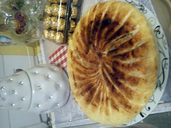 recette galette des rois frangipane amande noisettes