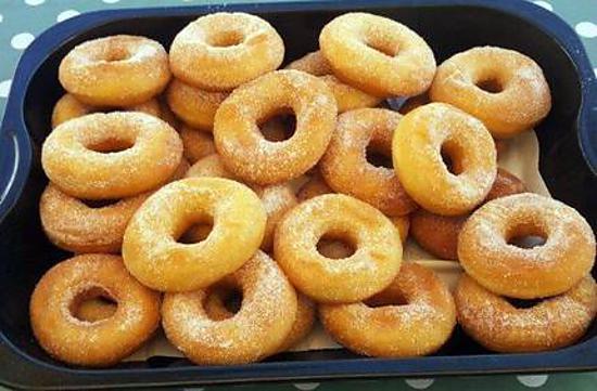 recette de donuts facile