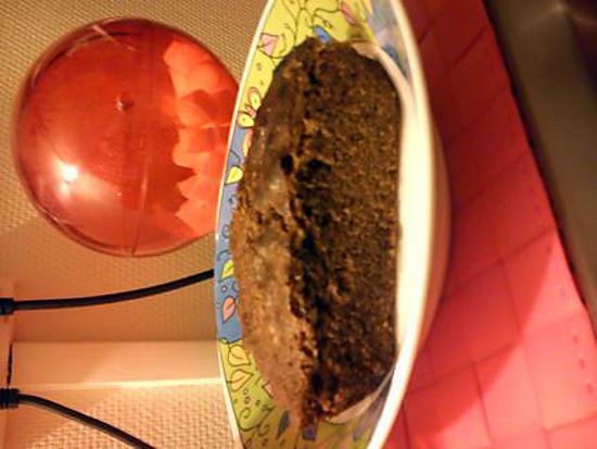 recette gâteau au nutela moelleux