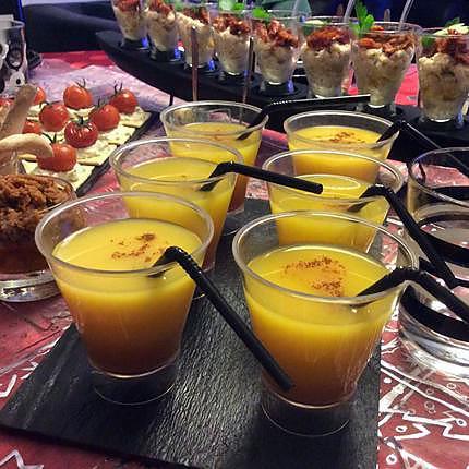 recette cocktail de noël à la fleur d'oranger et sa pointe de cannelle